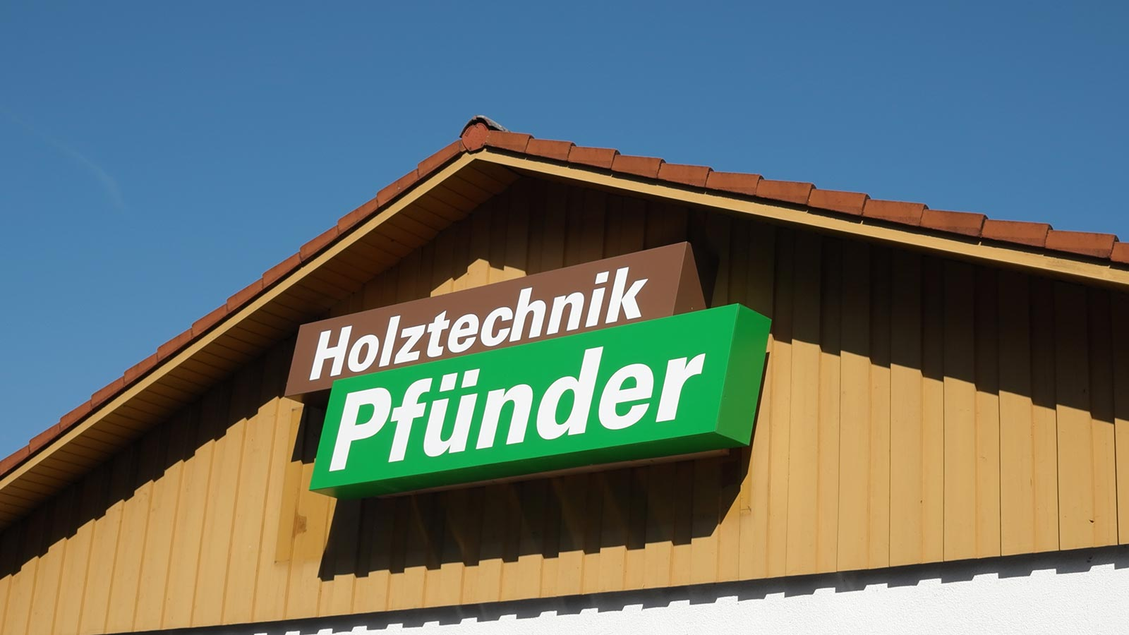 holztechnik pfuender günzburg